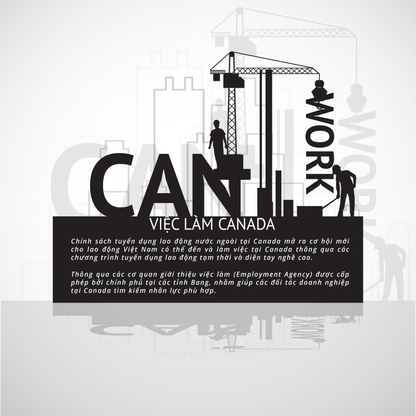 CANWrok - Việc làm Canada