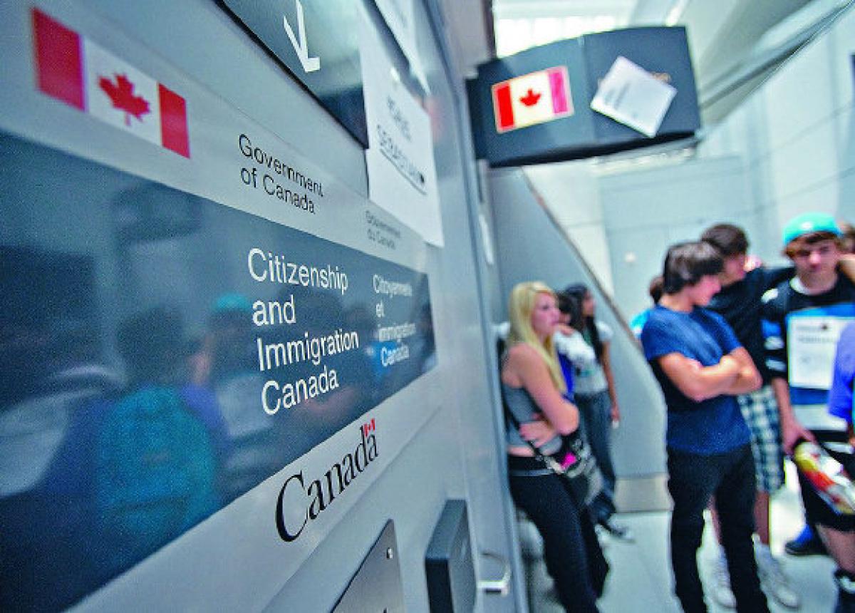 CANADA DỰ KIẾN CHÀO ĐÓN GẦN 1 TRIỆU NGƯỜI NHẬP CƯ MỚI ĐẾN NĂM2020.