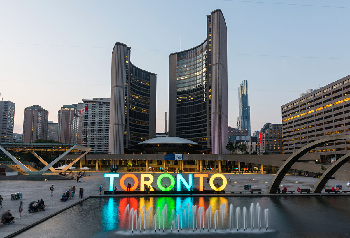 tourist attractions in Toronto