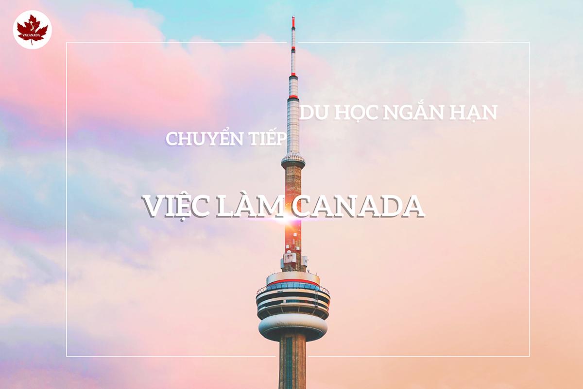 CANWork – Việc Làm Canada